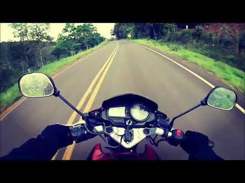 CHEGANDO EM ARVOREDO - SANTA CATARINA  + TESTE WONDERSHARE FILMORA - GOPRO #MOTOFILMADOR