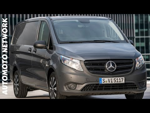 2020 Mercedes-Benz Vito Panel Van