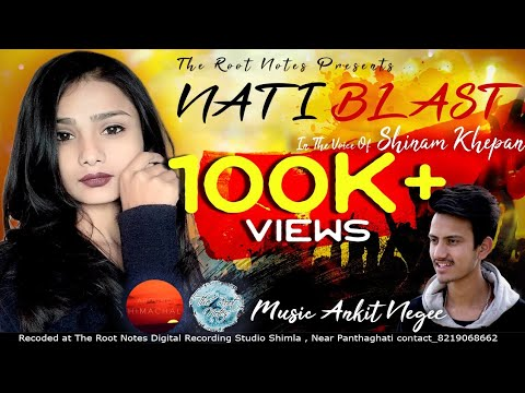 Natti Blast - Shinam Khepan | Nonstop Pahari Song 2019 | Lyrical Video