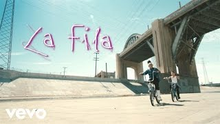 Video La Fila (Letra) de Don Omar feat. Sharlene y Maluma