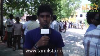 Kishore at Vajram Movie Shooting Spot