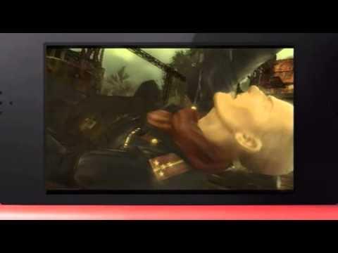 Metal Gear Solid 3D: Snake Eater - Snake vs Ocelot trailer