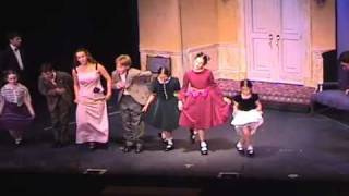 So Long Farewell -The Sound of Music. Croton Teen Theatre 2002