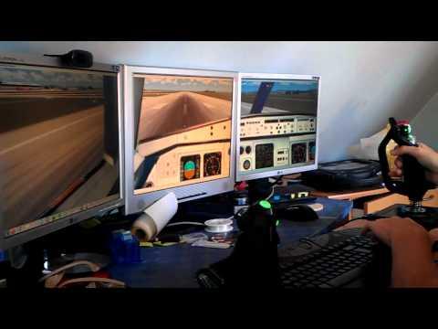 Видео № 0 из игры Saitek X52 Pro Flight Control System + подарок от