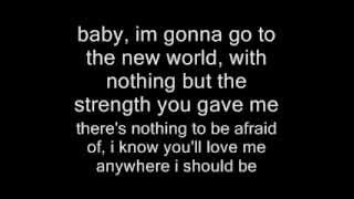 new world charice Pempengco lyrics