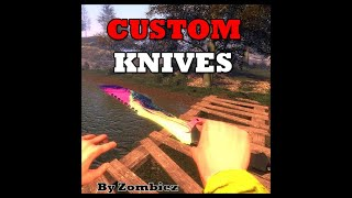 FX Gaming - Custom Knives #1 (Garry's Mod)