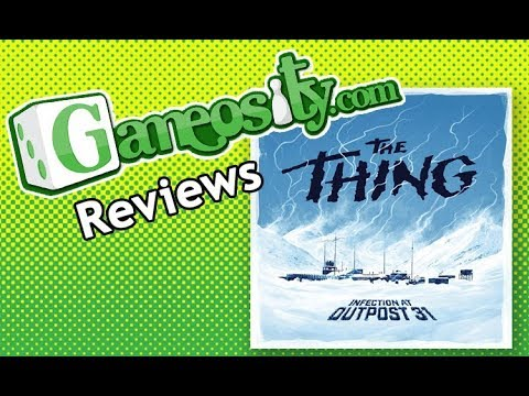 Gameosity Reviews The Thing: Infection at Outpost 31