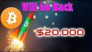 Why Bitcoin (BTC) Will Go Back to $20,000 ?