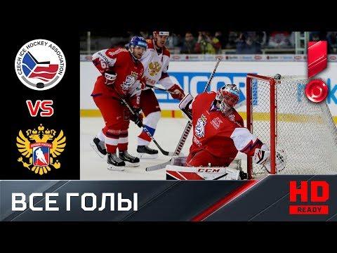 05.05.2019 Чехия - Россия - 1:4. Все голы видео