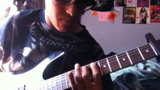 Dissection - Mistress Of The Bleeding Sorrow guitar cover