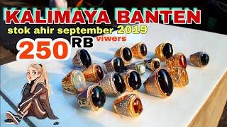 #23september2019 STOK KALIMAYA BLACK OPAL BANTEN #DIJUAL