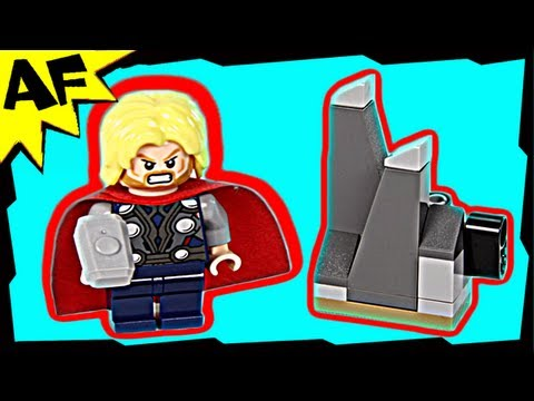 Vidéo LEGO Marvel Super Heroes 30163 : Thor and the Tesseract (Polybag)