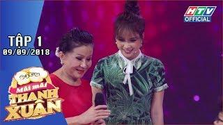 HTV MÃI MÃI THANH XUÂN  Ngô Kiến Huy ngồi ghế nóng cùng Quyền Linh, Ốc Thanh Vân   MMTX #1FULL