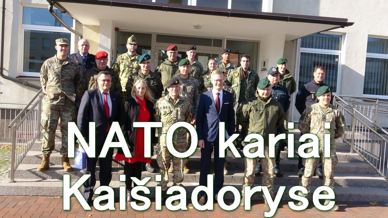 NATO kariai Kaišiadoryse