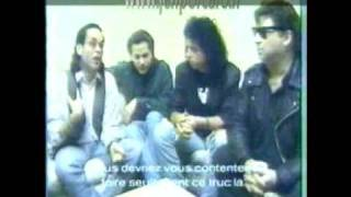 TOTO Rare Interview About Jeff Porcaro (nov 92)