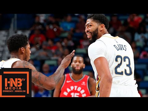 New Orleans Pelicans Highlights vs Toronto Raptors | 10.11.2018, NBA Preseason