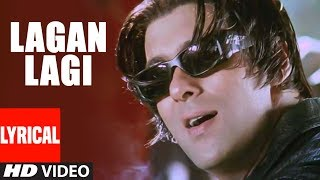 Lagan Lagi Lyrical Video | Tere Naam | Sukhwinder Singh