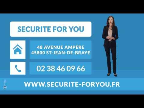 Gardiennage, Agent de sécurité (45) : SECURITE FOR YOU