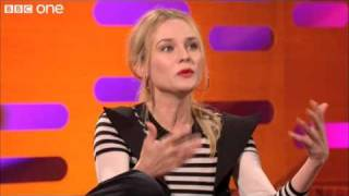 Diane Kruger Was A Professional Mourner - The Graham Norton Show, preview - BBC One