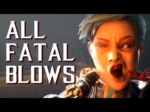 Download Mk11 Erron Black Fatal Blow And Fatality Mp4 & 3gp