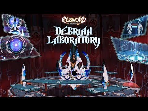 Debrian Laboratory Trailer