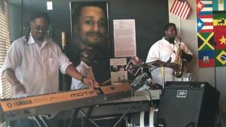 Color Of Soul Band cover Touch it by Angie Stone