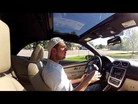 Real Videos: 2012 Volkswagen Eos Lux