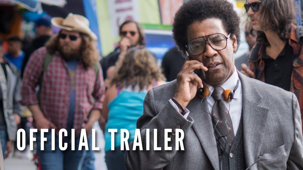 Trailer för Roman J. Israel, Esq.