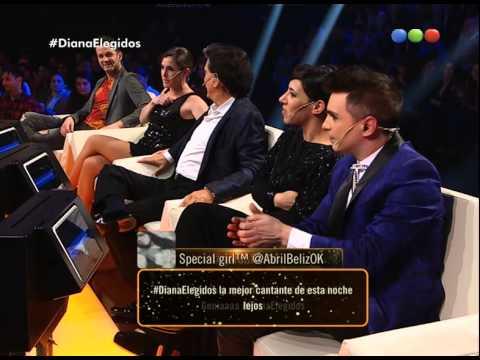 Tributos: Diana Amarilla canta «Resistiré» – Elegidos