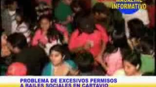 preview picture of video 'Excesivos Bailes en Cartavio'