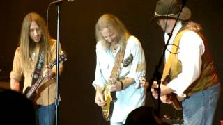 Charlie Starr w Marshall Tucker Band Cant You See