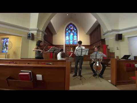 Baroque violin performance with my ensemble, the Ment Consort.