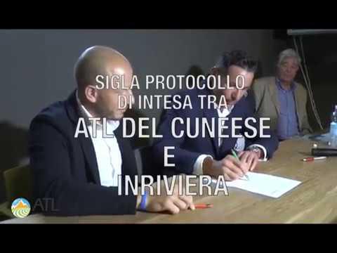 PROTOCOLLO D'INTESA TRA ATL CUNEO E CONSORZIO INRIVIERA