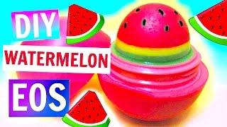 DIY Watermelon EOS