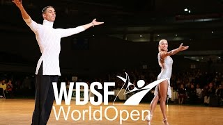 The Final Reel | 2017 WDSF World Open Latin | DanceSportTotal