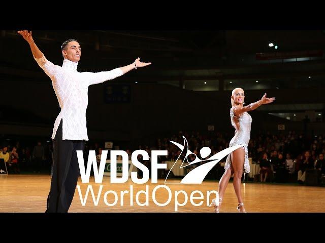 The Final Reel | 2017 WDSF World Open Latin | DanceSportwdsf world open latinTotal