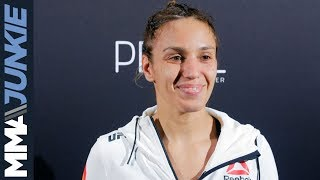 The Ultimate Fighter 28 Finale Antonina Shevchenko full fight interview