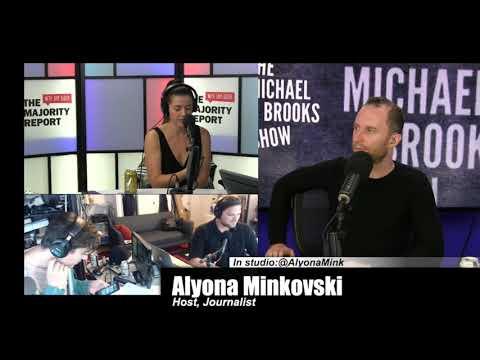 Alyona Minkovski Reviews Michael Moore's Fahrenheit 11/9 (TMBS 57)