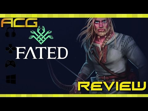 Fated The Silent Oath Review - Vive - YouTube video thumbnail