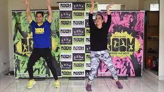 BEMBE Orquesta - Amigos No Por Favor/ Coreografía de Boom fitness and dance