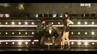 G-Dragon ft. 2Ne1-Let's go party.