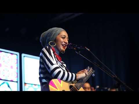 Chiki Fawzi live at RJF 2018