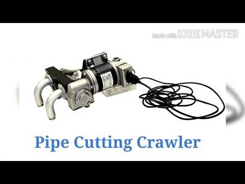 Crawler Pipe Cutter
