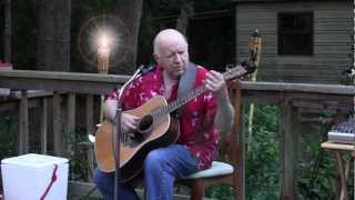 <b>Michael Peter Smith</b>  Gambles Guitar Winterhawk House Concert Series