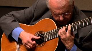 Pepe Romero plays Albeniz: 'Leyenda' and Romero: 'Fantasia'