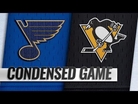03/16/19 Condensed Game: Blues @ Penguins