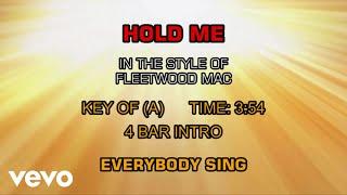 Fleetwood Mac - Hold Me (Karaoke)