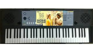 | Kadhale kadhale | 96 movie | keyboard | LTM MUSIC |