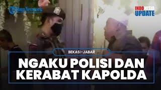 Pemilik Warung Ngaku Purn Polisi dan Kerabat Kapolda saat Dirazia Satpol PP: Nanti Kau Dimutasi