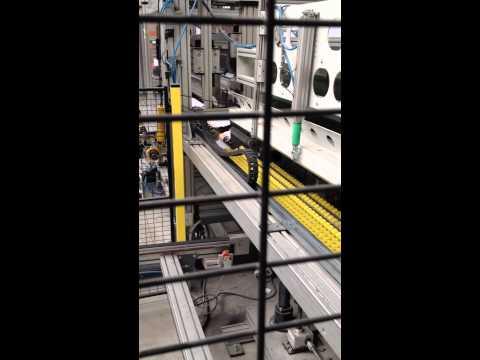 Produktion von Plotterpapier | F-Punkt